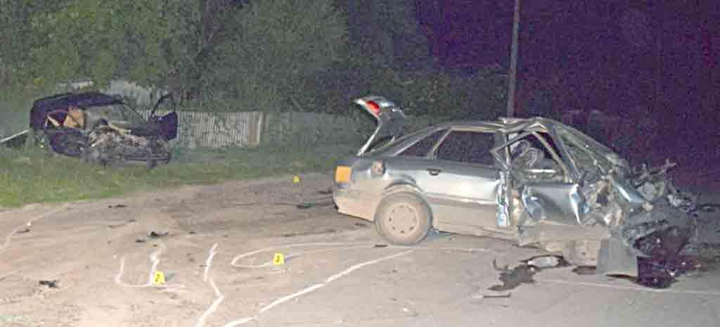 П'яний поліцейський із Києва відповідатиме за смертельну ДТП на Вінниччині