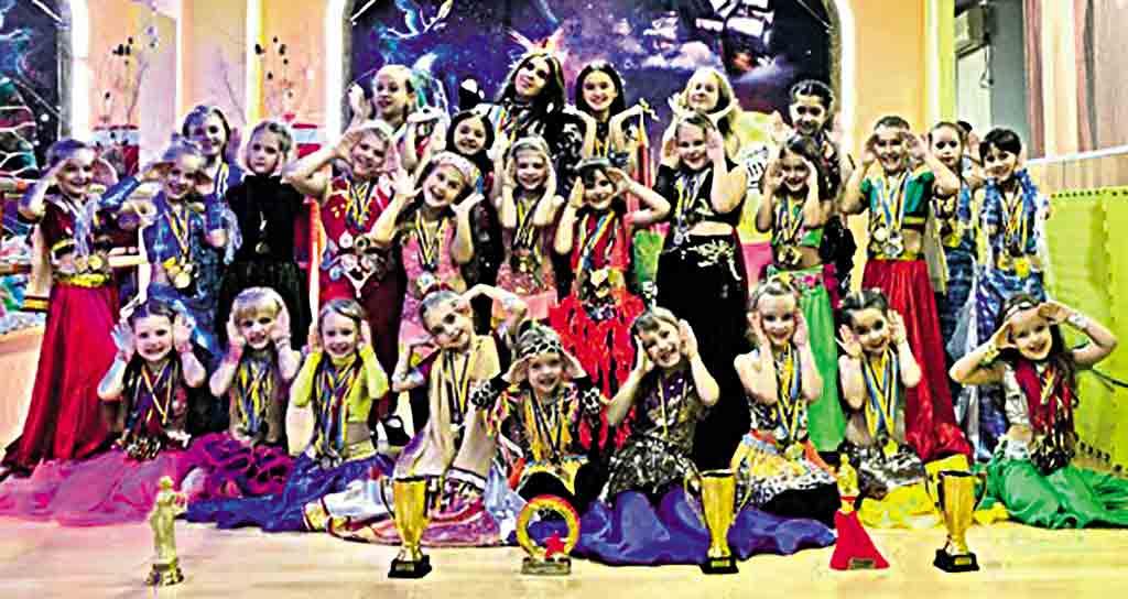Дарина зі слуховими імплантами – переможниця змагань з танців