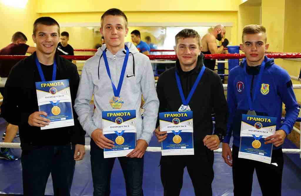 6 медалей із Німеччини та Одеси привезли вінницькі боксери