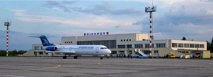 Нове обличчя аеропорту «Вінниця» після 2-мільярдного ремонту показали проектанти (фото)