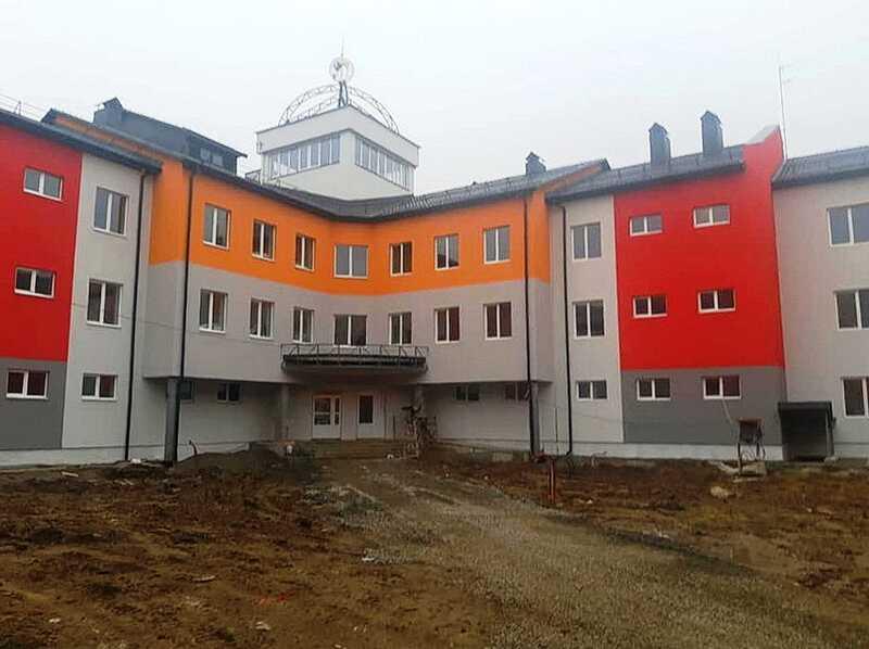 Кольорова школа на «Поділлі» у Вінниці офіційно отримала номер «24» (відео)