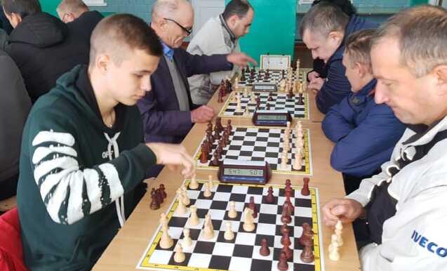 У Липовці визначили кращу шахову збірну Вінниччини