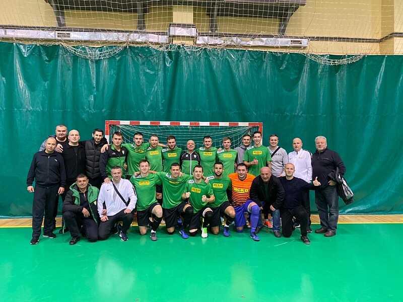 Вінницька футбольна команда Яско перемогла львівян з рахунком 7:1