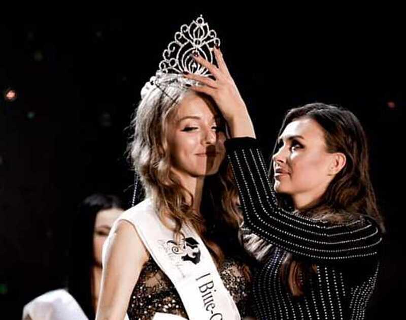 Першою віце-міс на студентському конкурсі краси стала вінничанка