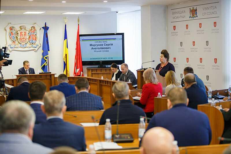 «Мінус» 2 депутати у ВМР – Очеретний пішов у заступники Моргунова, Скоромний – в дипломатію. Завтра на сесії назвуть їхніх наступників