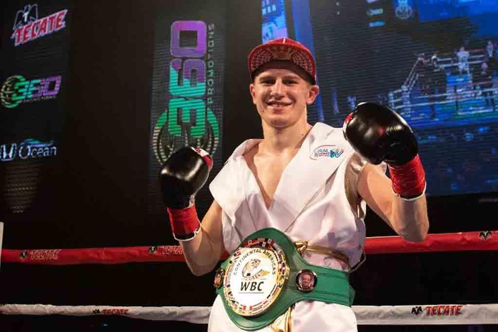 Вінницький боксер переміг у США нокаутом