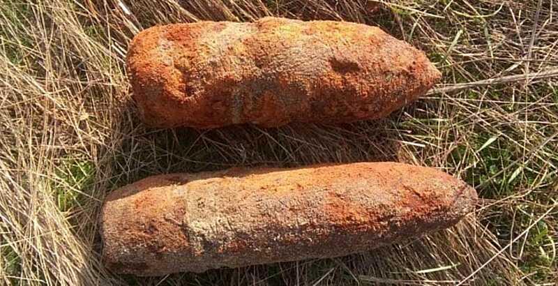 На Вінниччині знешкоджують артилерійські снаряди