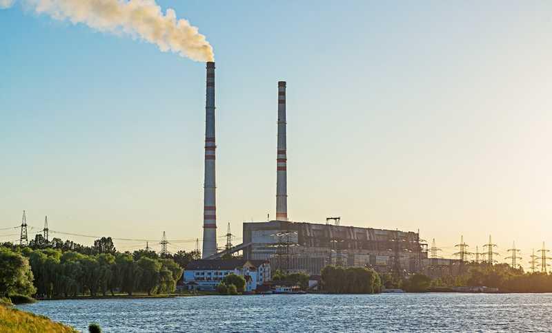 До топ-10 найбрудніших підприємств увійшла Ладижинська ТЕС