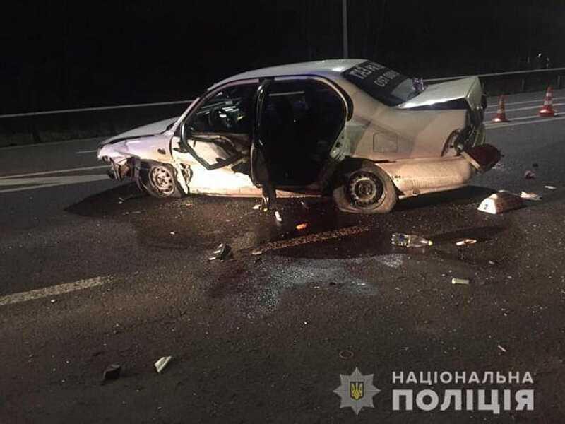 Шукають свідків аварії, в якій загинула 20-річна студентка з Вінницького району
