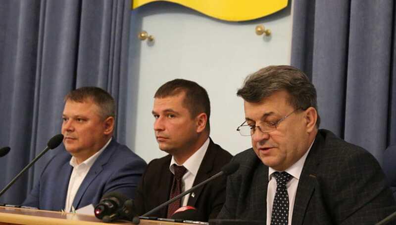 Шістьох вінничан представили на нагородження грамотами Верховної Ради