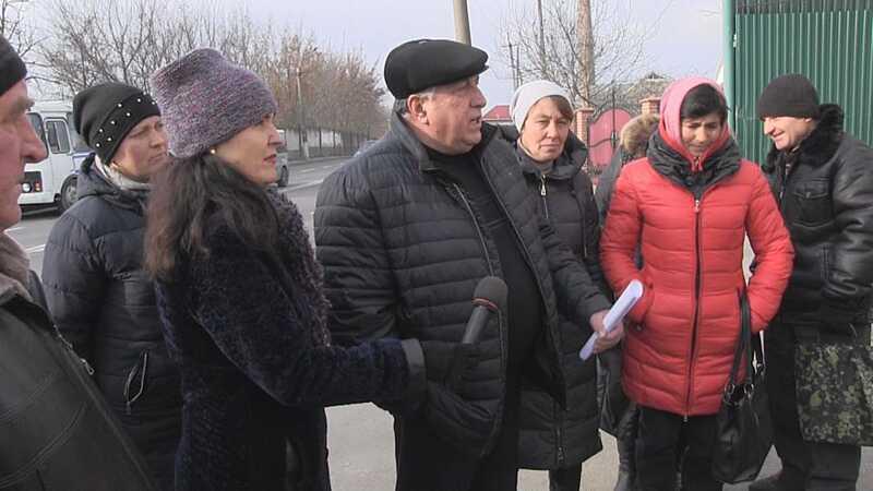 Селяни Могилів-Подільського району бунтували через низькі ціни на молоко