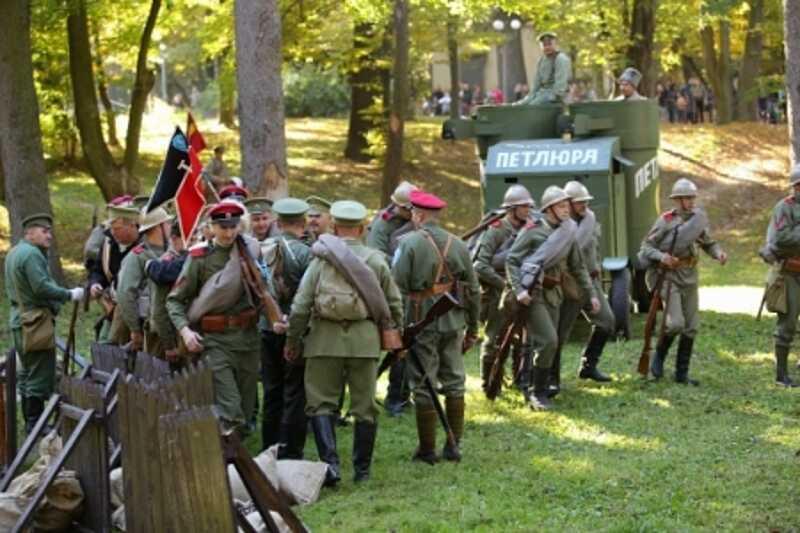 Військово-історичний фестиваль проведуть цього тижня під Вінницею