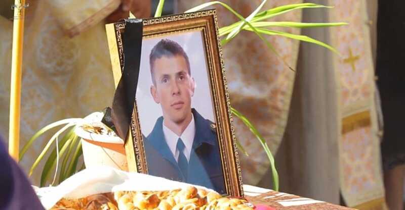 Орденом «За мужність» посмертно нагородили солдата з Бохоників