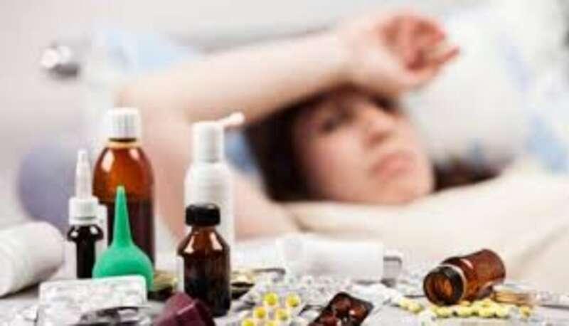 Пік захворюваності на грип слід очікувати на кінець січня
