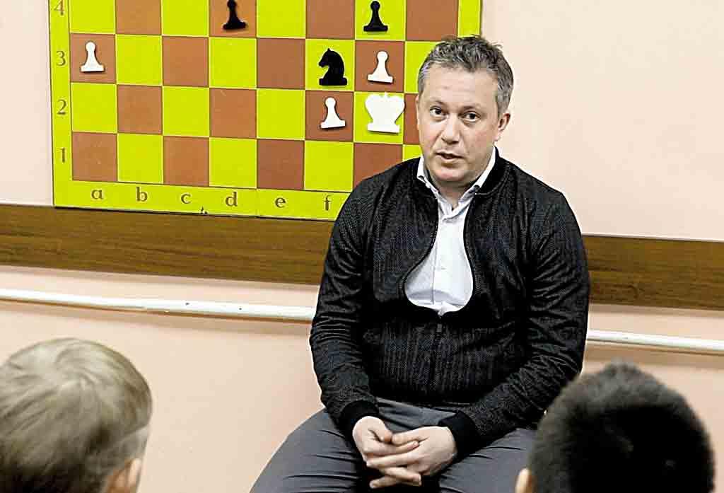 Відомий гросмейстер оселився у Вінниці