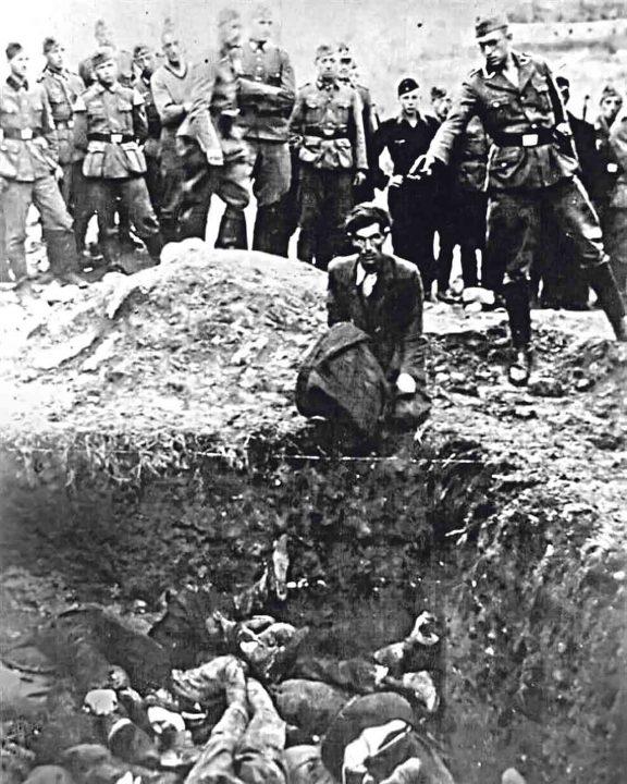 Вінницю фашисти називали «юден фрай» – «вільною від євреїв»