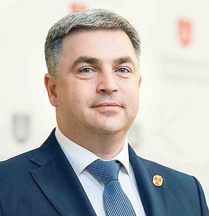Погосян переїхав у Харків, а в районах 6 нових голів РДА