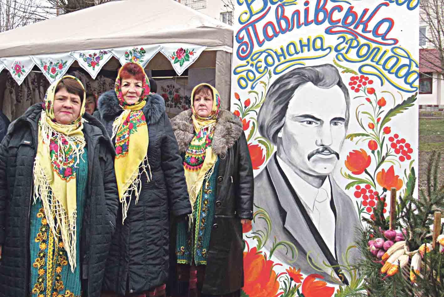 На 186-ліття Руданського Калинівка співала, танцювала і святкувала