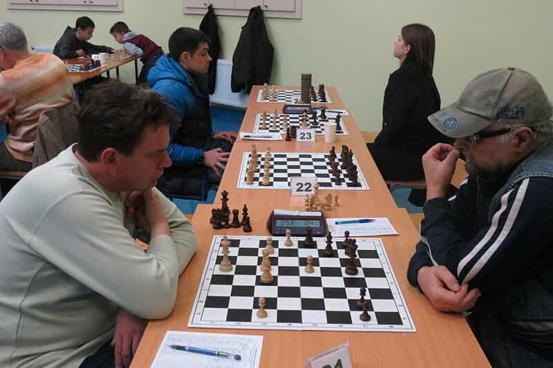 Шахісти-аматори у Вінниці розіграють 120 тисяч гривень