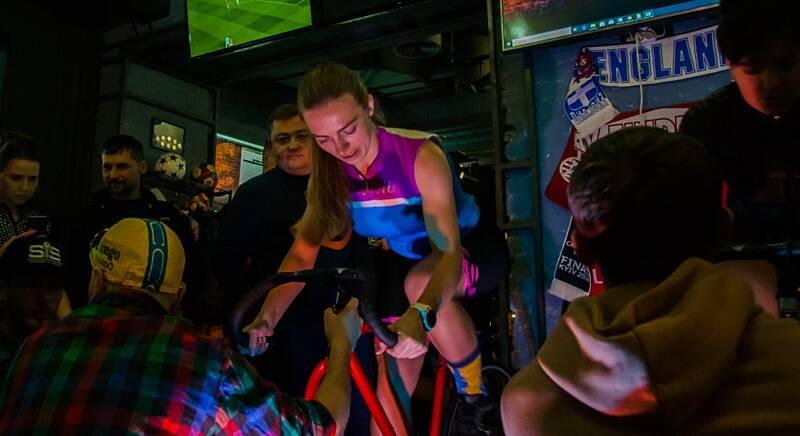 Вперше у Вінниці 26 січня велозаїзди у форматі Goldsprints!