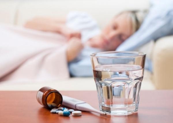 329 вінничан за тиждень госпіталізували з грипом та ГРВІ