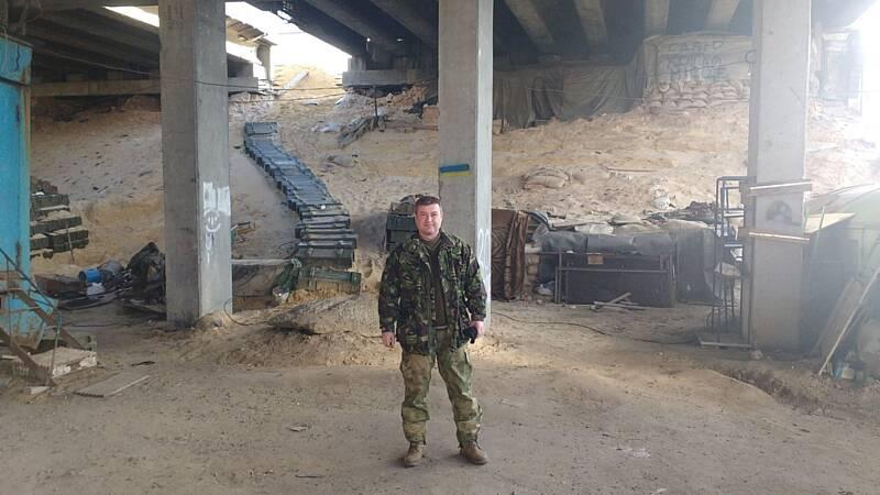 – Я ніколи не повернусь в рідний Донецьк! – дивовижна історія фронтовика Андрія Літвінова, що із Домінікани приїхав захищати рідну Україну