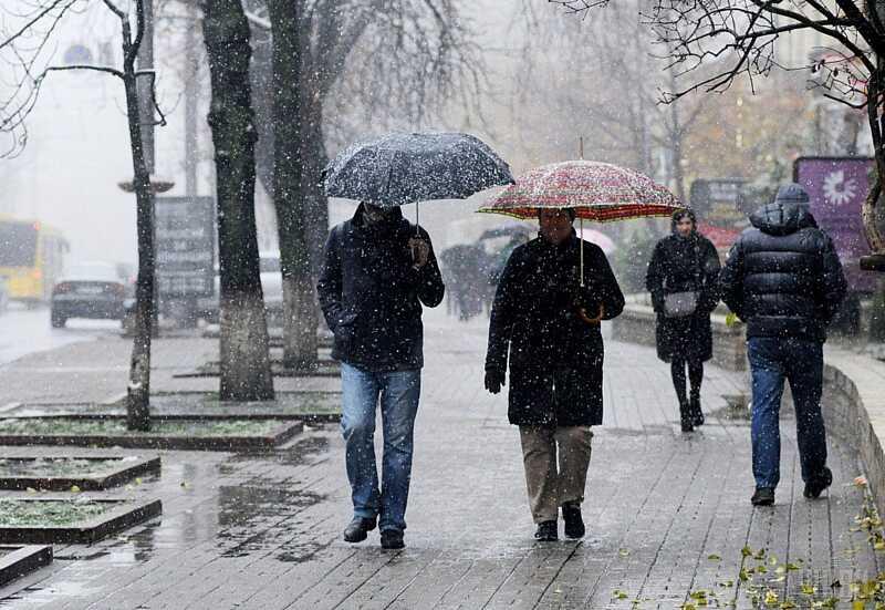 Завтра 10 січня зустрічайте циклон із Данії