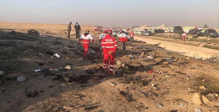 Серед загиблих в авіакатастрофі, що сталась в Ірані, були вінничани? (ОНОВЛЕНО) (відео)
