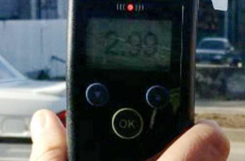 Рекордні 2,99 проміле алкоголю – 15-кратне перевищення норми у водія Форду зафіксували у Вінниці