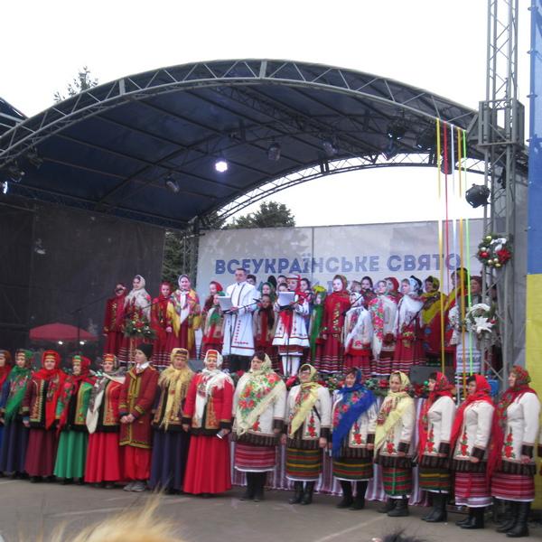 Калинівка співала, танцювала і святкувала 186-ліття Степана Руданського (відео)