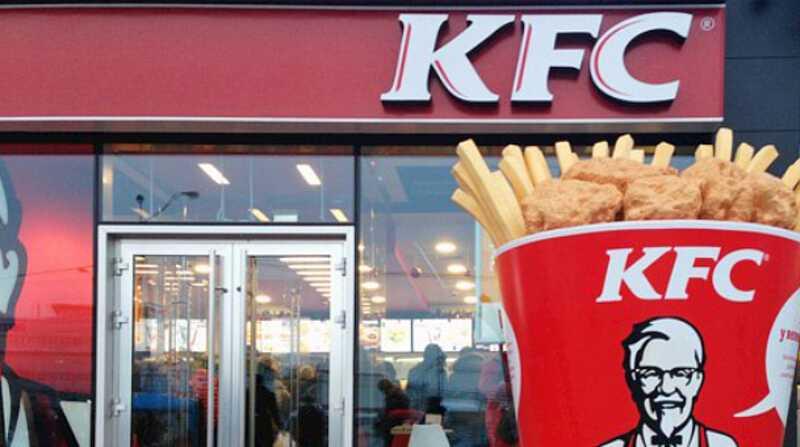 Вивіски ресторану KFC свідчать про скоре відкриття у Вінниці на 600-річчя… (відео)