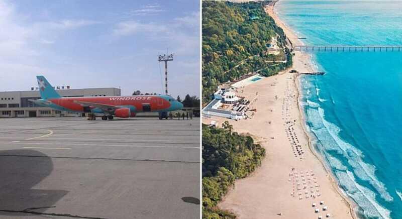 До Болгарії з Вінниці влітку відкриваються авіарейси