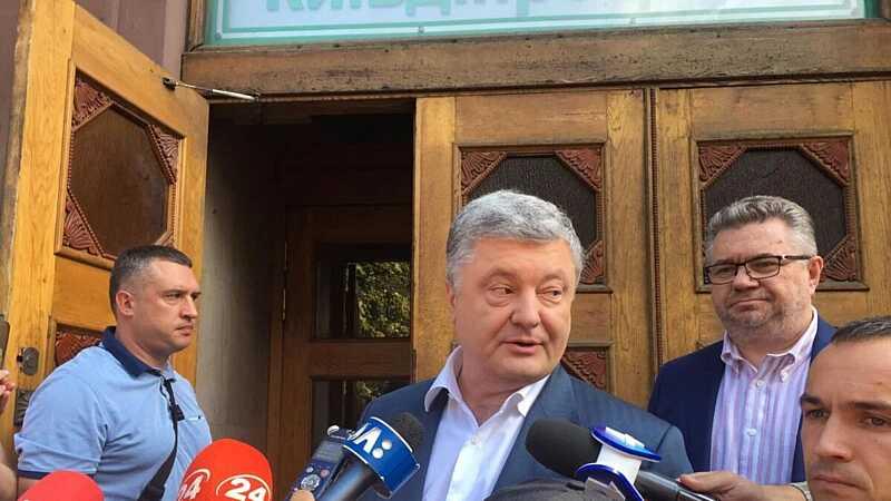 Володимире Олександровичу, не ставайте Януковичем! – Порошенко закликав Зеленського зайнятися президентськими обов'язками, а не полюванням на опозицію (відео)