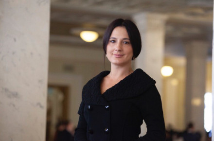 Нардеп Ірина Борзова просить вінничан обговорити зміни до Конституції по децентралізації