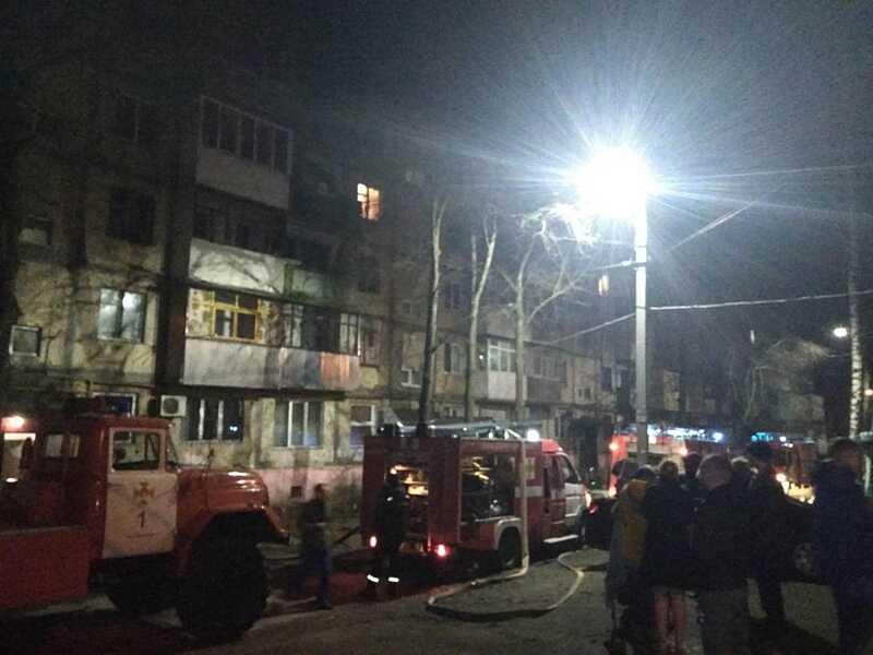 У пожежі на Келецькій вчора загинула одна людина