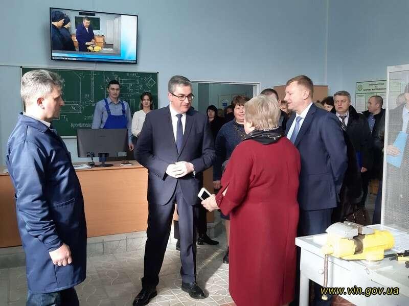 ВПУ №41 у Тульчині перемогло у конкурсі Євросоюзу