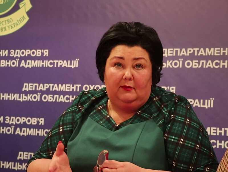 9 нардепів проти Людмили Грабович! За що хочуть звільнити директора департаменту охорони здоров'я? (відео)