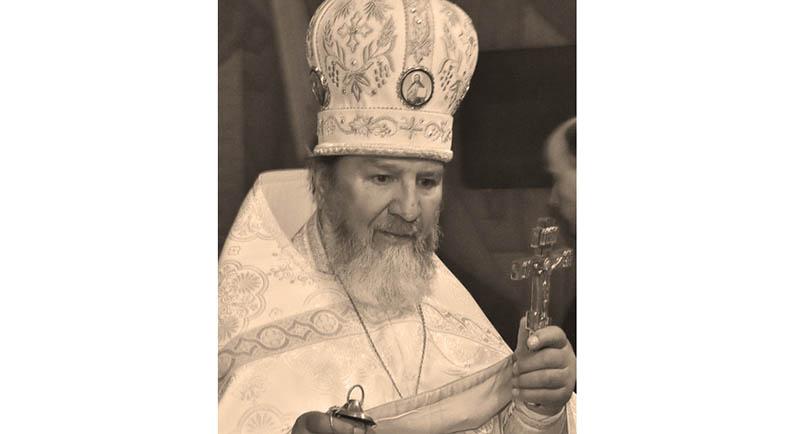 Вічна пам'ять і Царство Небесне новопреставленому протоієрею Степану!