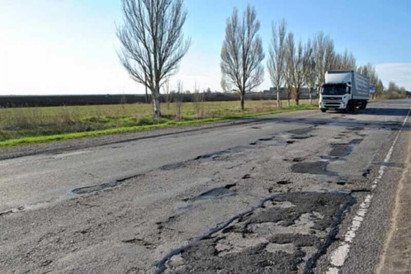 Траса М-12 через Вінниччину увійшла до топ-5 найгірших – Кабмін