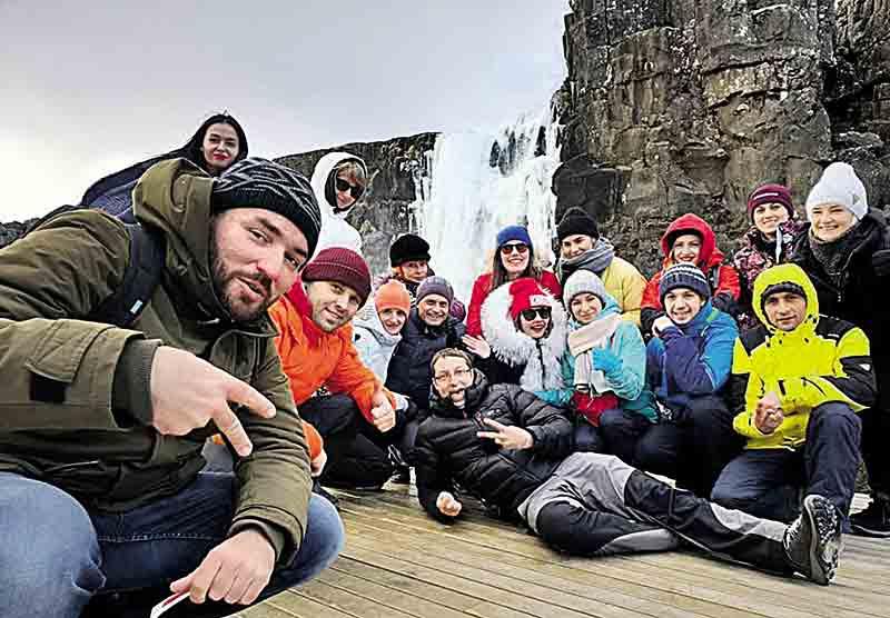Освідчитись коханій в Ісландії мріють хлопці усього світу