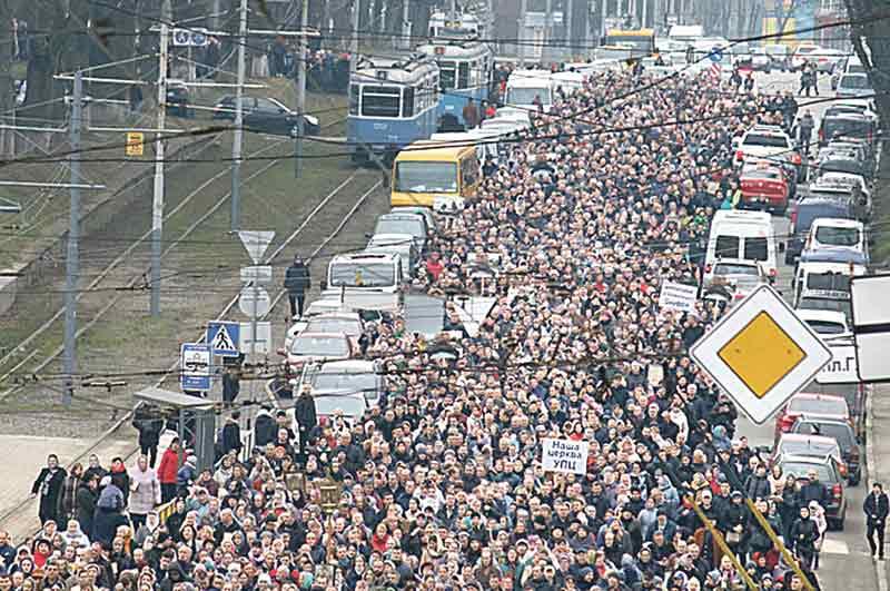 Хресний хід вірян у Вінниці чи спецоперація російських спецслужб? Різні точки зору (відео)