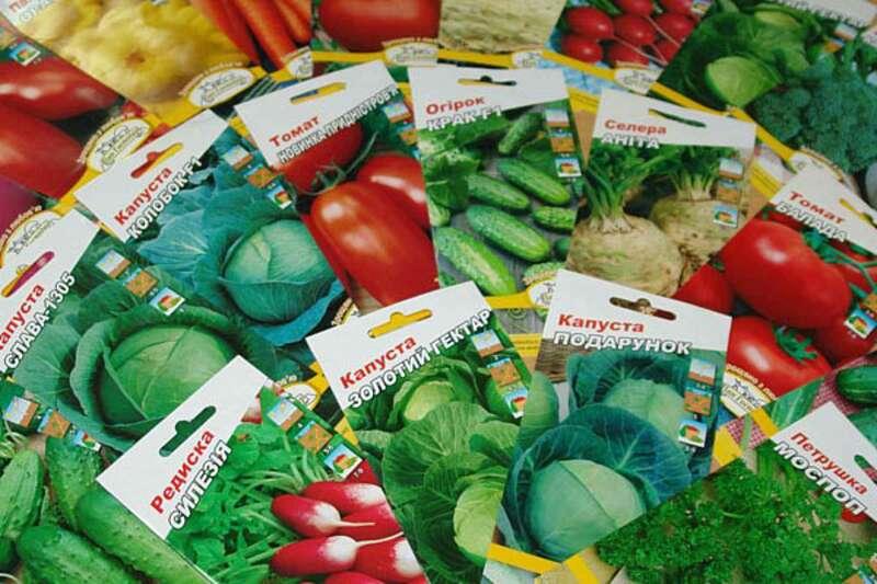 Насіння, розсаду і саджанці дозволять продавати на Вінниччині на час посівної – голова ВінОДА