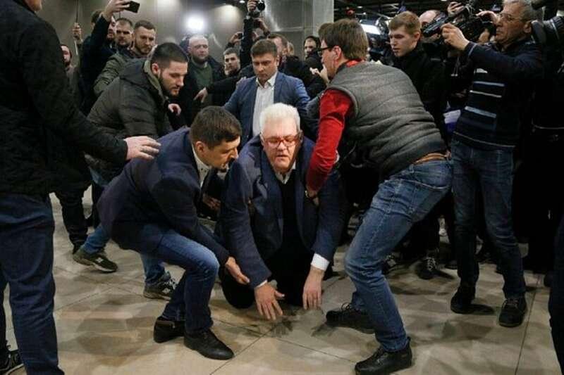 Сергія Сивохо звільнили з РНБО