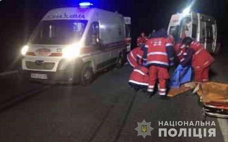 Під Вінницею водій збив жінку та втік. Шукають свідків смертельної ДТП