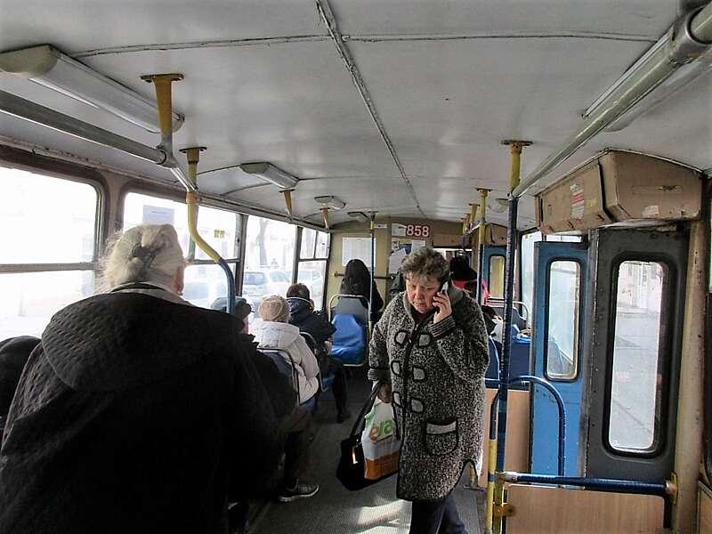 Збільшити ліміт пасажирів у транспорті під час карантину вимагає вінничанин