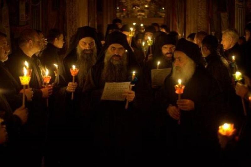 У всіх монастирях Афону моляться про позбавлення світу від пандемії