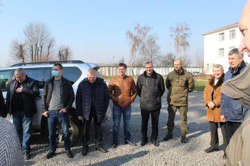 33 позачергова сесія районної ради пройшла на території КП «Калинівської центральної районної лікарні»