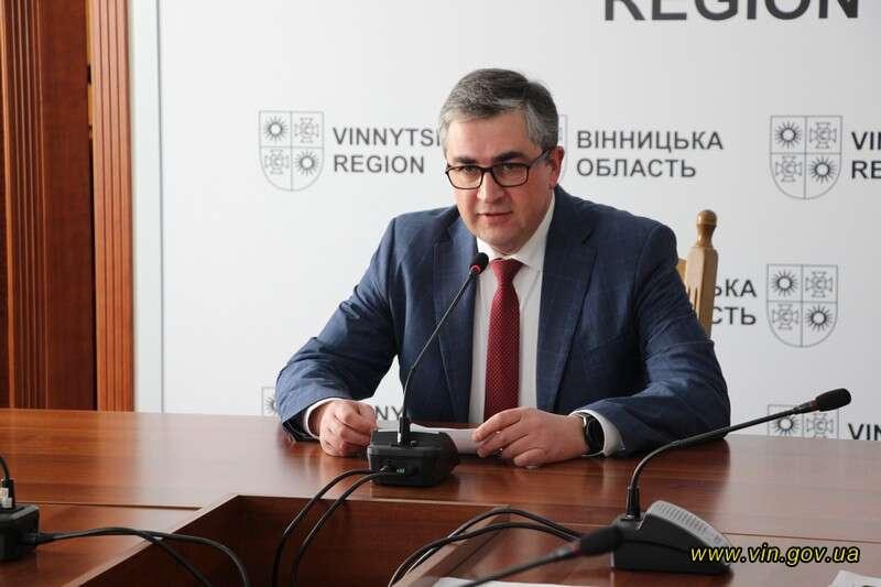 На Вінниччині лабораторно не підтверджено жодного випадку COVID – 19 – заявив сьогодні голова ВінОДА Скальський (відео)