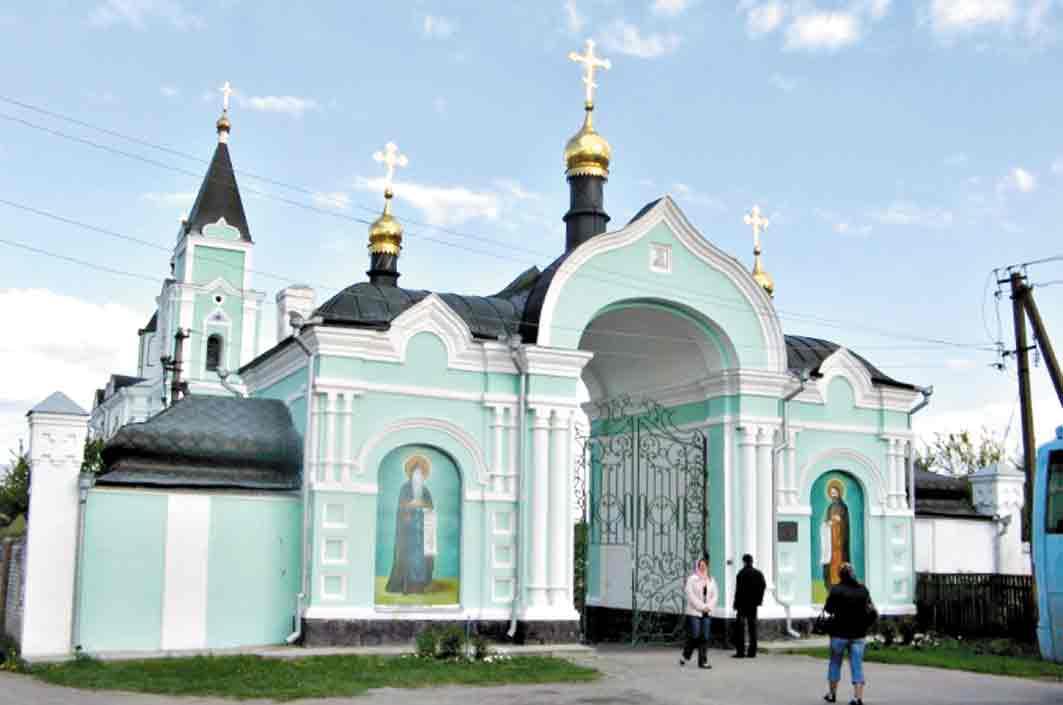 Браїлівський монастир закривається на карантин… бо російська церква боїться підпалів на Вінниччині?