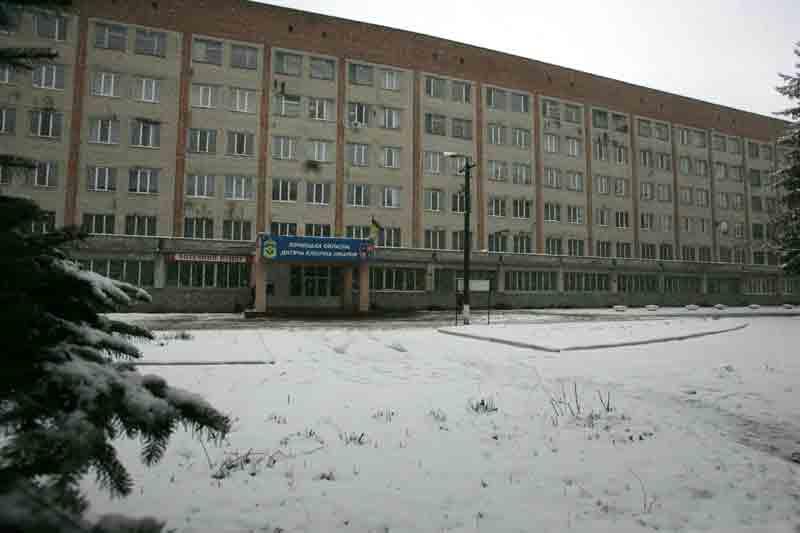Зміна керівництва Вінницької обласної дитячої клінічної лікарні 5 років тому (2015 рік) (фоторепортаж)